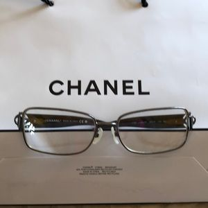 Accessories - Authentic Chanel eye glass frames